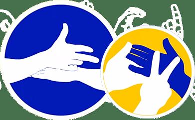 """Nuestras imágenes en el programa""""En lengua de signos"""""""