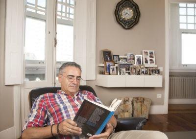 Lectura en Sillón