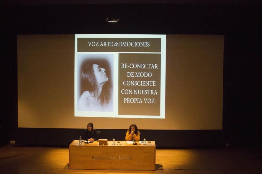 I Jornadas Voz, Arte y Salud